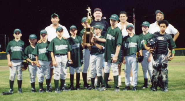 Middletown Little League History